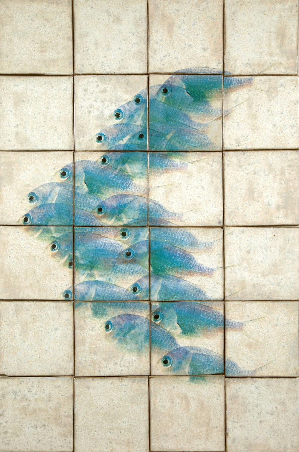 Ceramic wall art — Kreyfarer | ceramic handmade tiles
