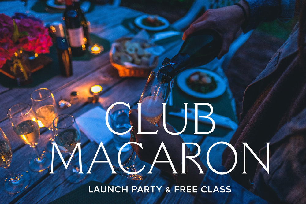club macaron launch party and free class.jpg