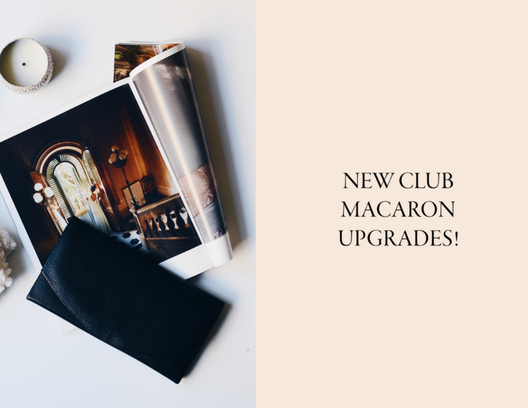 Click here to check out the new upgrades in Club Macaron! -