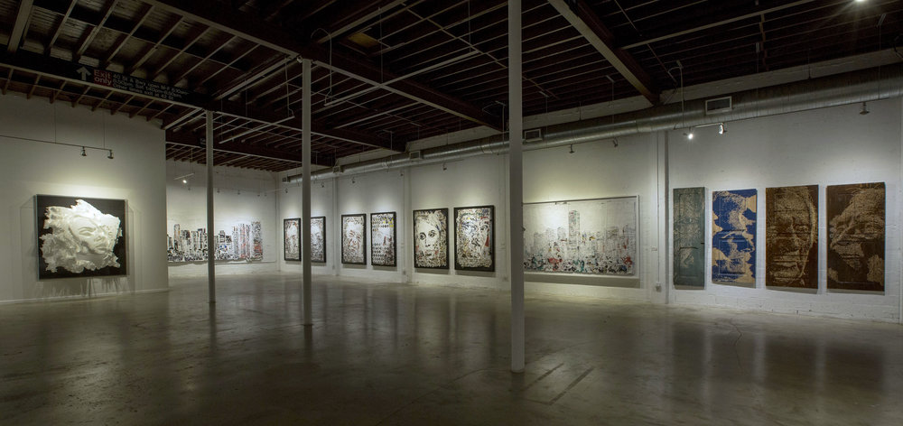 ETHEREAL - A solo show by Alexandre Farto aka VHILSVIEW FULL SHOW