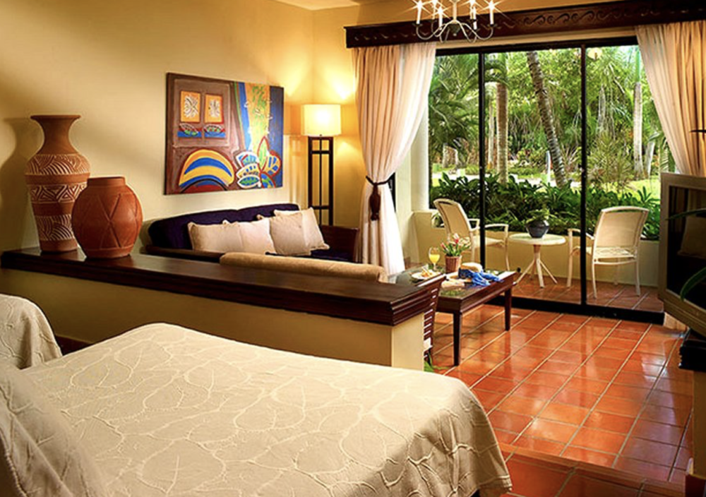 Junior Suite     TORONTO - PUNTA CANA : 7 NIGHT PACKAGE    $1960 CAD  DOUBLE OCCUPANCY / PER PERSON   $1899 CAD  TRIPLE OCCUPANCY / PER PERSON   $2684 CAD  SINGLE OCCUPANCY / PER PERSON   $1337 CAD  CHILD AGES 2-12 / PER CHILD - WHEN SHARING A ROOM WITH 2 ADULTS (MAX 2 CHILDREN PER ROOM)     MONTREAL - PUNTA CANA: 7 NIGHT PACKAGE    $1965 CAD  DOUBLE OCCUPANCY / PER PERSON   $1910 CAD  TRIPLE OCCUPANCY / PER PERSON   $2699 CAD  SINGLE OCCUPANCY / PER PERSON   $1347 CAD  CHILD AGES 2-12 / PER CHILD - WHEN SHARING A ROOM WITH 2 ADULTS (MAX 2 CHILDREN PER ROOM)