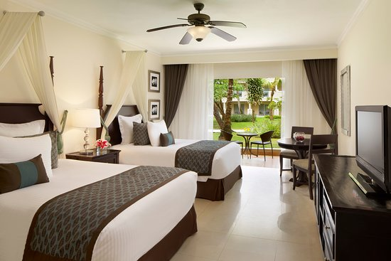 Deluxe Tropical Suite   TORONTO - PUNTA CANA 7 NIGHT PACKAGE   DOUBLE OCCUPANCY:  $1629 CAD PER PERSON   CHILD 2-12:  $999 CAD PER CHILD  (BASED ON 2 ADULTS SHARING A ROOM)