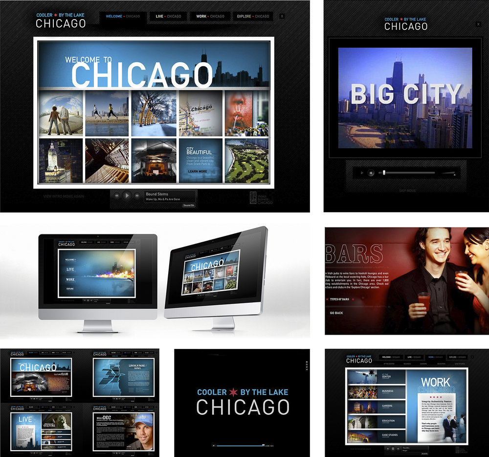 World Business Chicago - Cooler By the Lake - Campaign