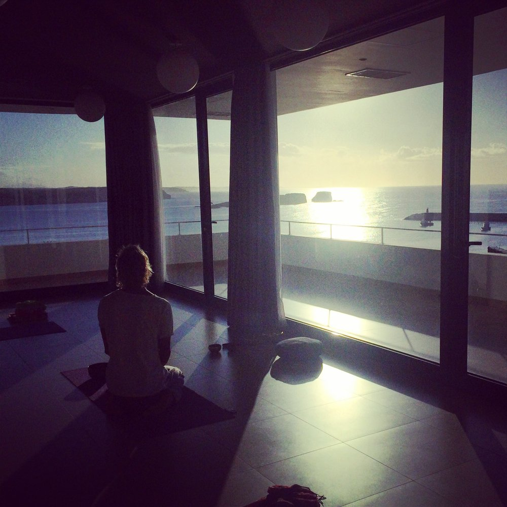 Algarve yoga