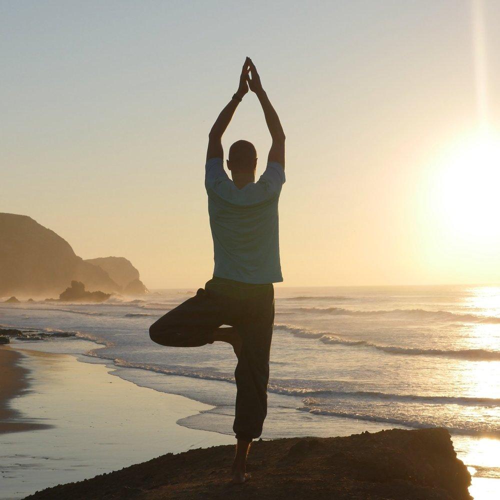 yoga on the beach retreat