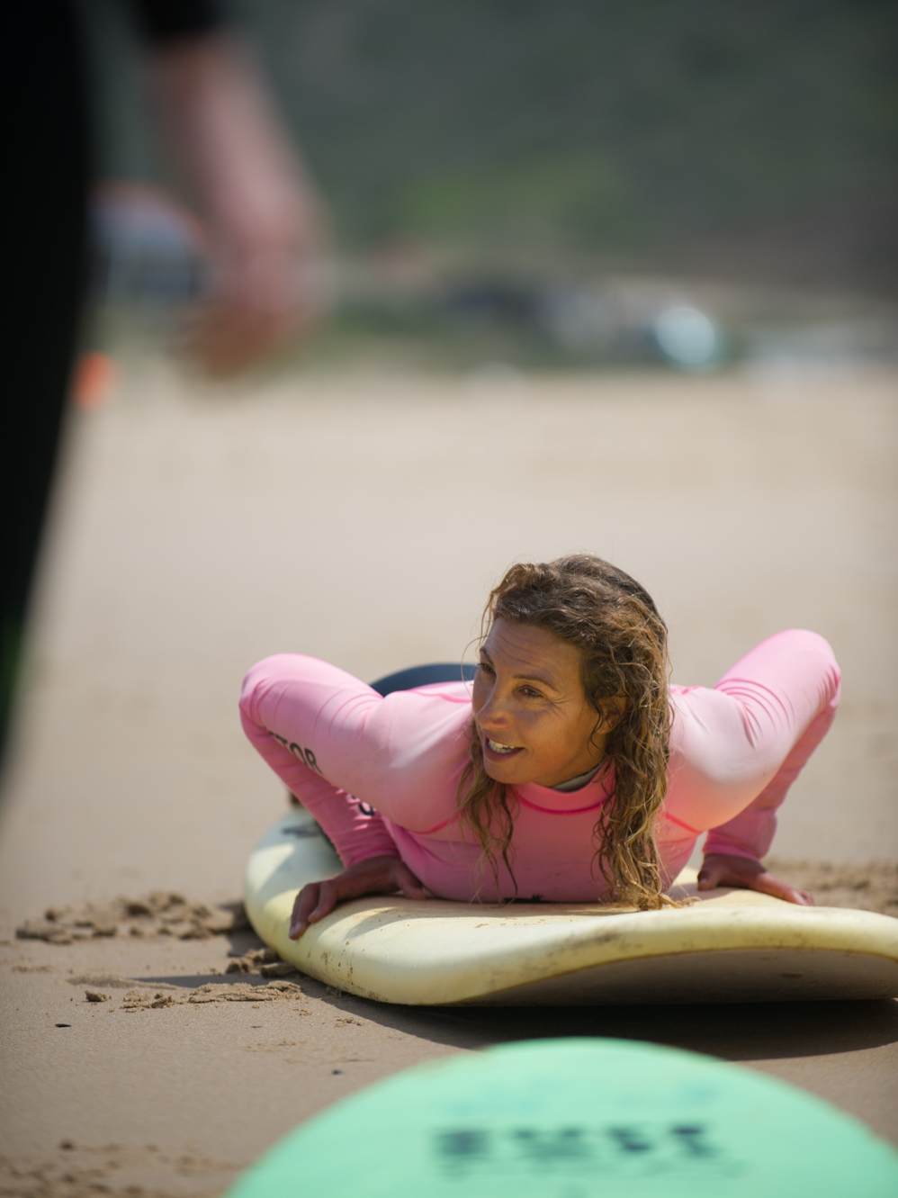 surf yoga Portugal