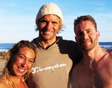 Yoga surf week Algarve