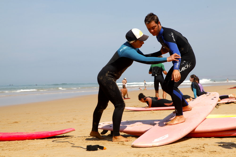 yoga and surf retreat Algarve