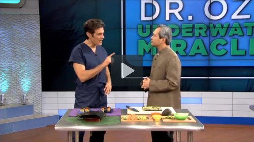Seaweed as a longevity food – The Dr. Oz Show