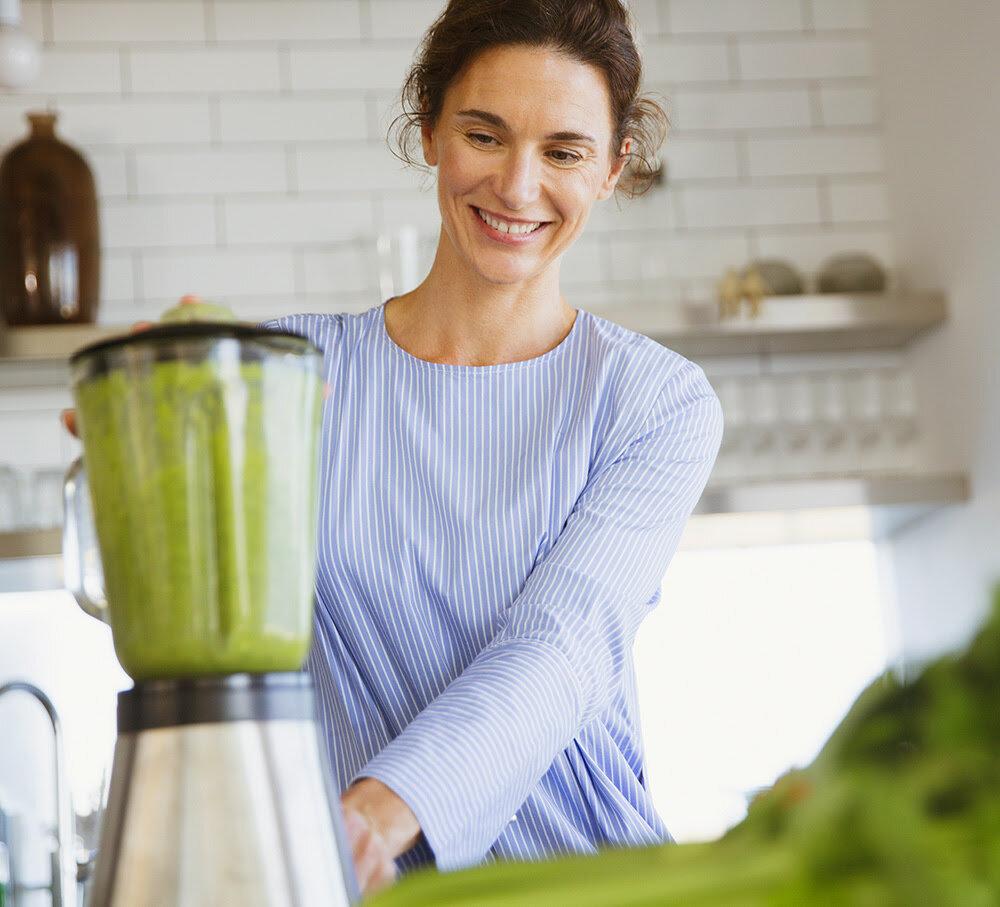 Desintoxicação de verão e plano de refeições - Tao do bem-estar 1