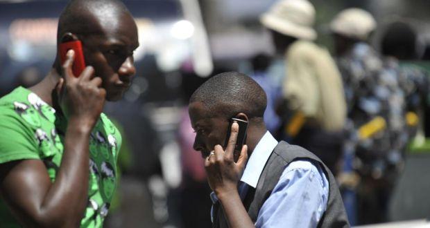 Talking on Mobile Phones.jpg
