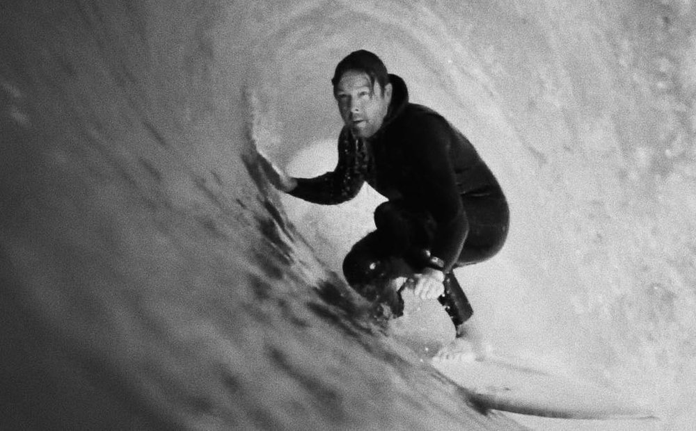 Riding waves and documenting surf culture. A former editor of Longboard Magazine and a regular contributing writer and photographer for The Surfer's Journal, he's recognized equally for his surfing achievements and his numerous articles and photography.