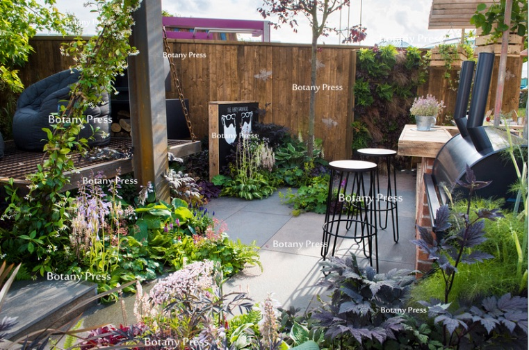 It's Not Just About The Beard - Our Gold Award winning Garden at Gardeners World Live 2017 and the Birth of the Hairy Gardeners