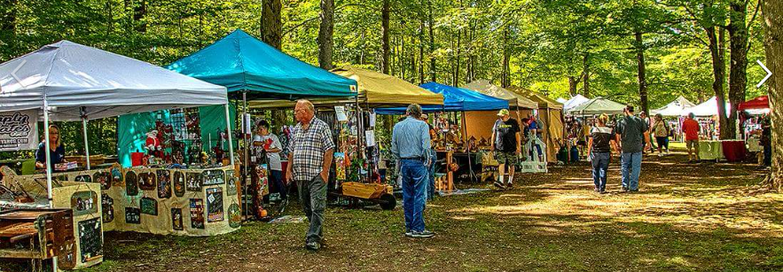 Kinzua Bridge State Park Fall Festival 9/21-22/2019  Picture by Les Jordan
