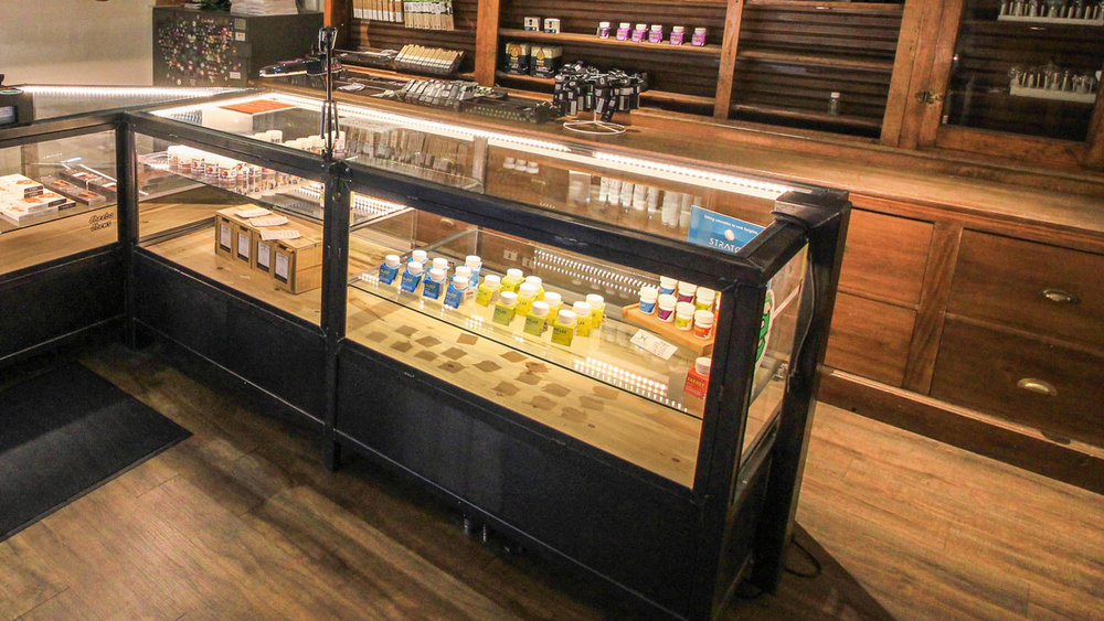 DISPENSARIES - Whether you are just getting started, or have multiple locations, a partnership with us is a match made in heaven.