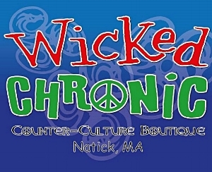 WickedChronic - Wicked Chronic is a family-centered and community-oriented business, dedicated to providing alternative products for a healthier, conscious lifestyle. Our store offers an extensive range of hemp accessories, including hats,shirts, scarves and socks and a discerning selection of wiccan spiritual books and tools, natural fiber clothing, and counter-culture lifestyle products.For more information on our personal canna-journey check out The Wicked Chronic Chronicles