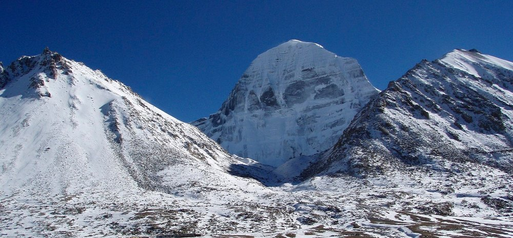 The North face of Mt. Kailash