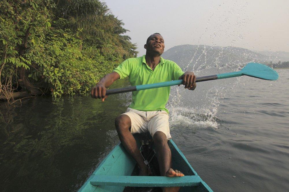 Volta River, Ghana