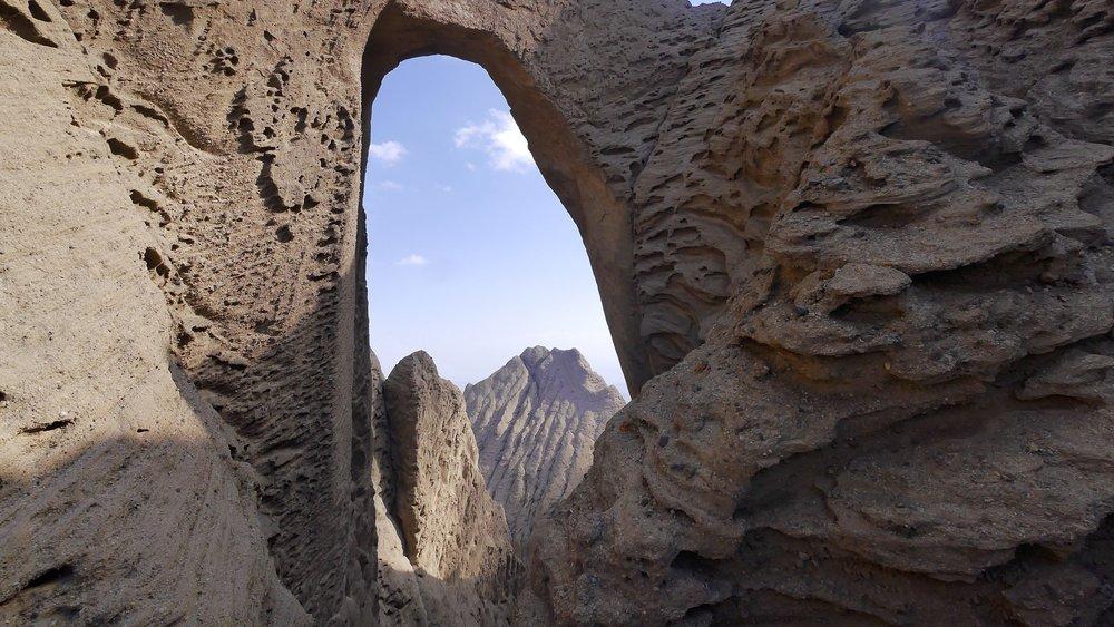 The Shiphton Arch