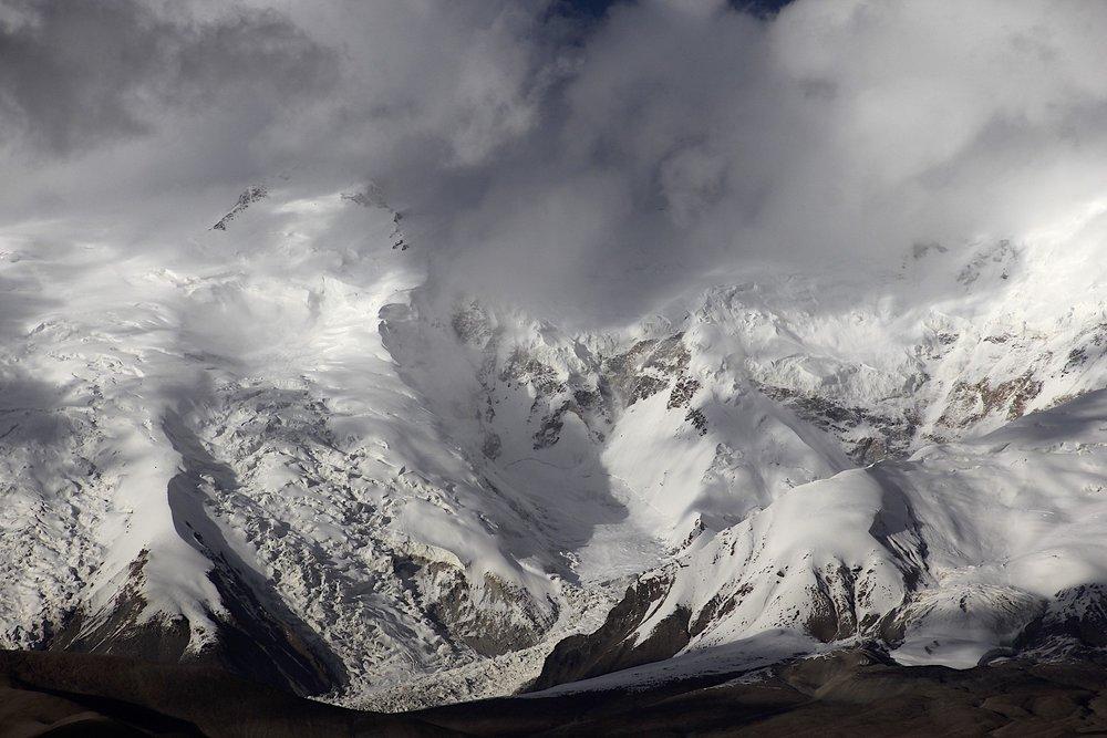 Mt. Kongur