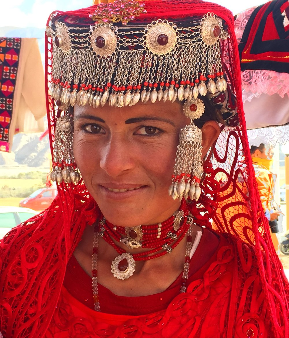 Tajik beauty