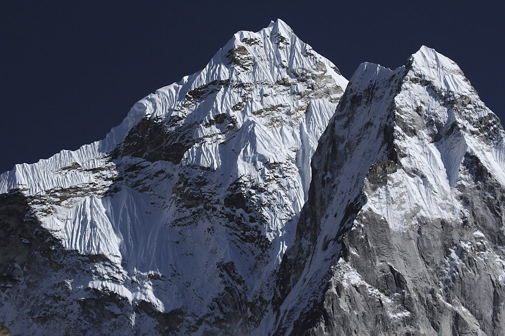 Ama Dablam from Pheriche