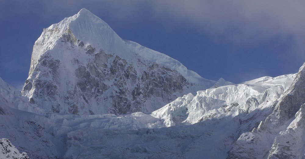 Larkya Peak 6,616m