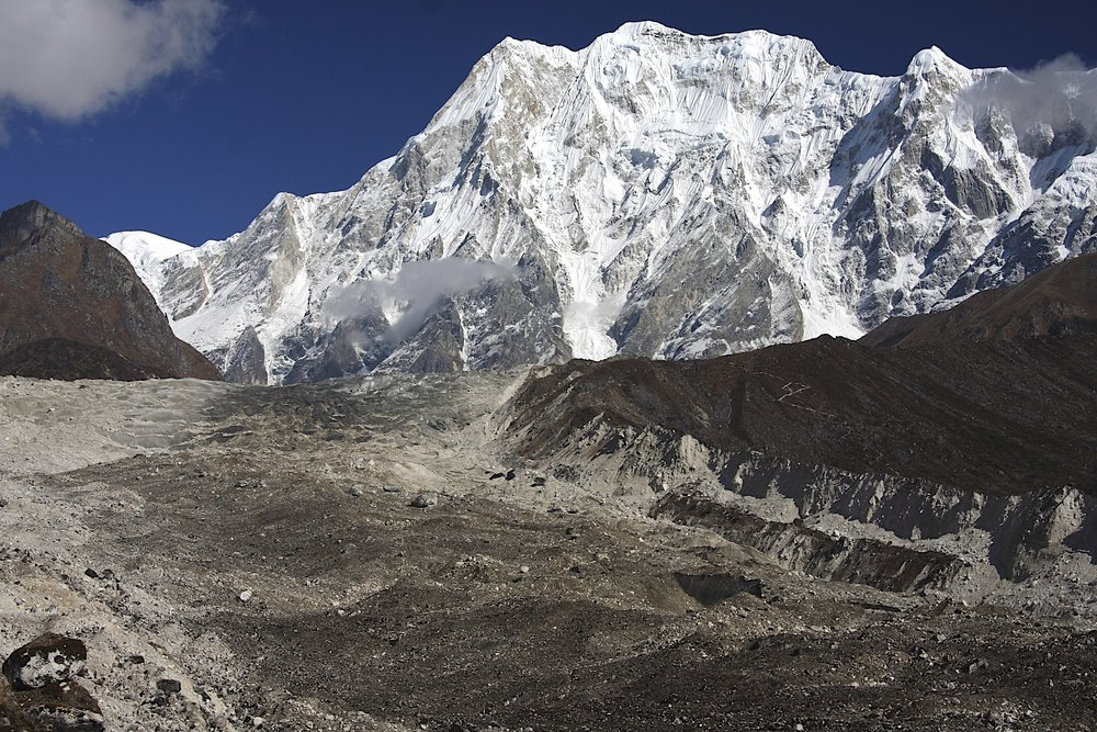 Panbari 6,905m and Panbari Himal