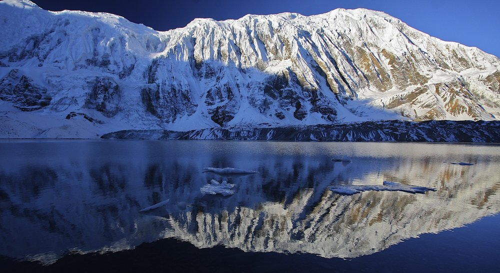 Beautiful Tilicho Lake
