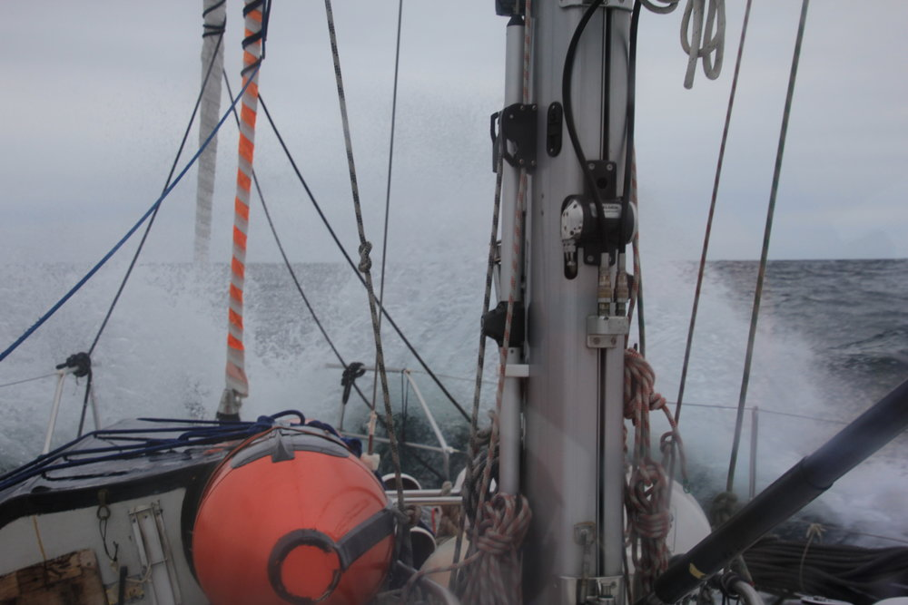 On the Southern Ocean