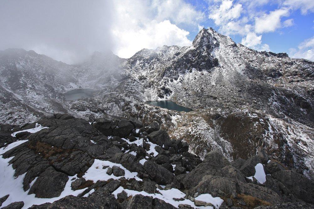 Gosainkunda Lakes