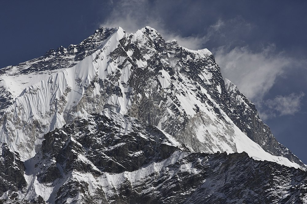 Mt. Nuptse