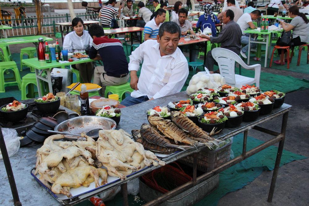 in Turpan, Xinjiang