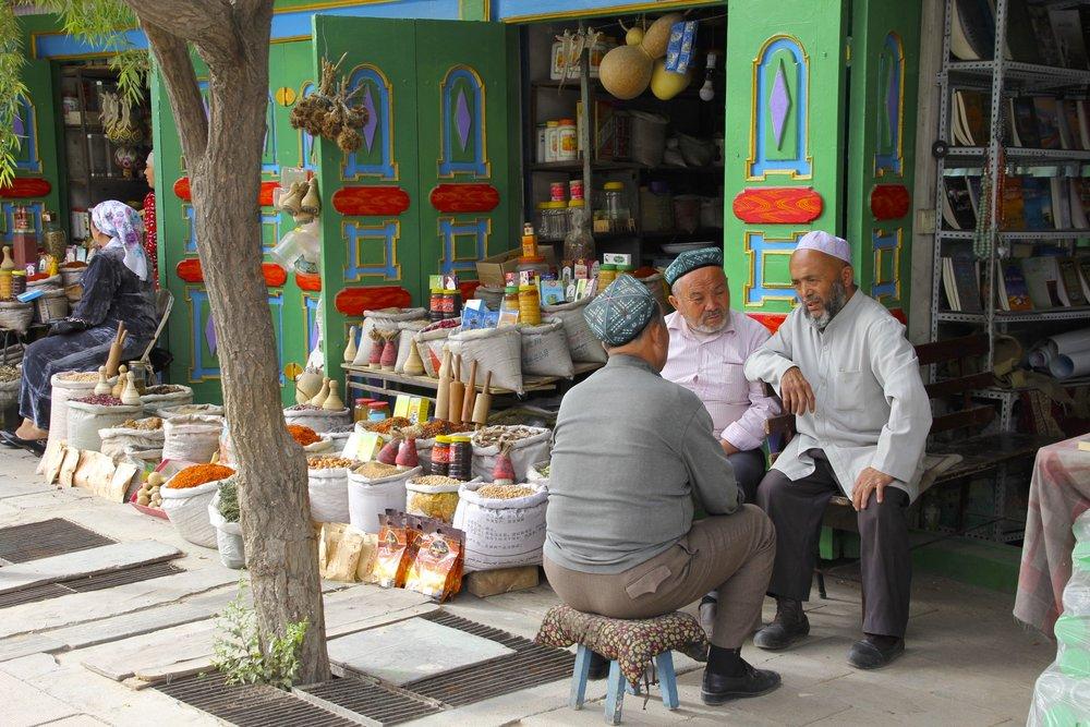 Kucha, Xinjiang