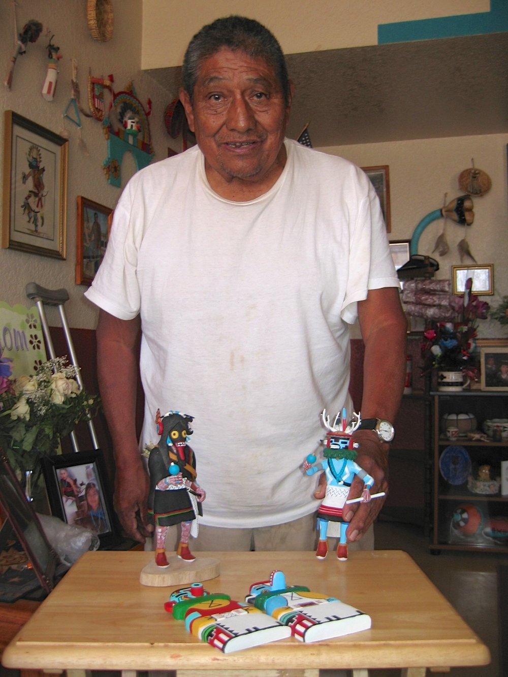 Hopi Katchina Doll artist
