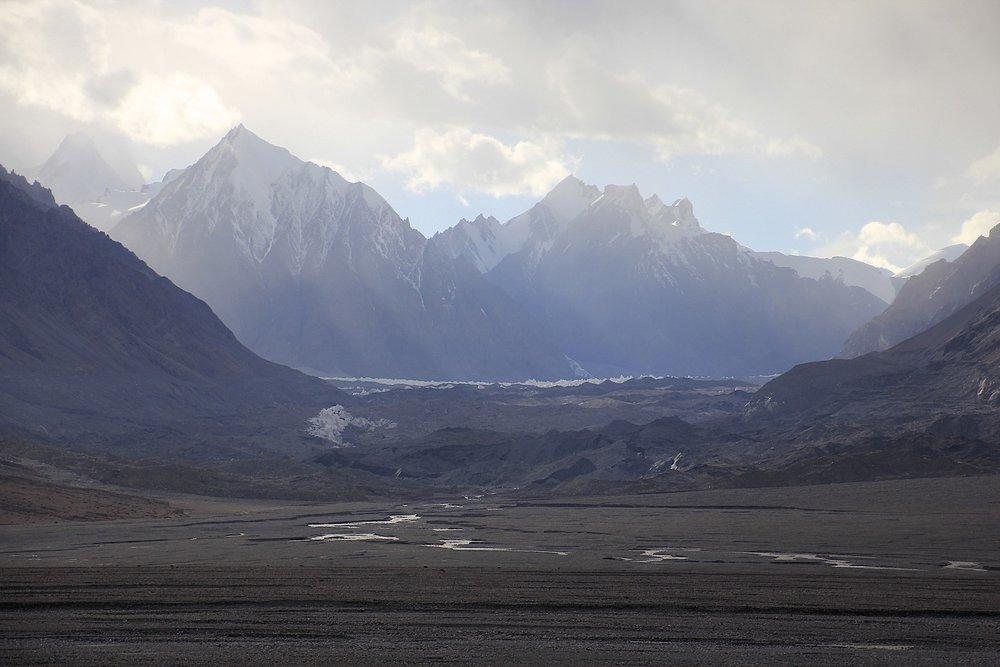 Crevasse Glacier