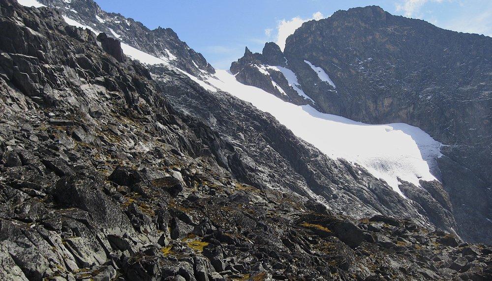 Mt. Speke 4,890m
