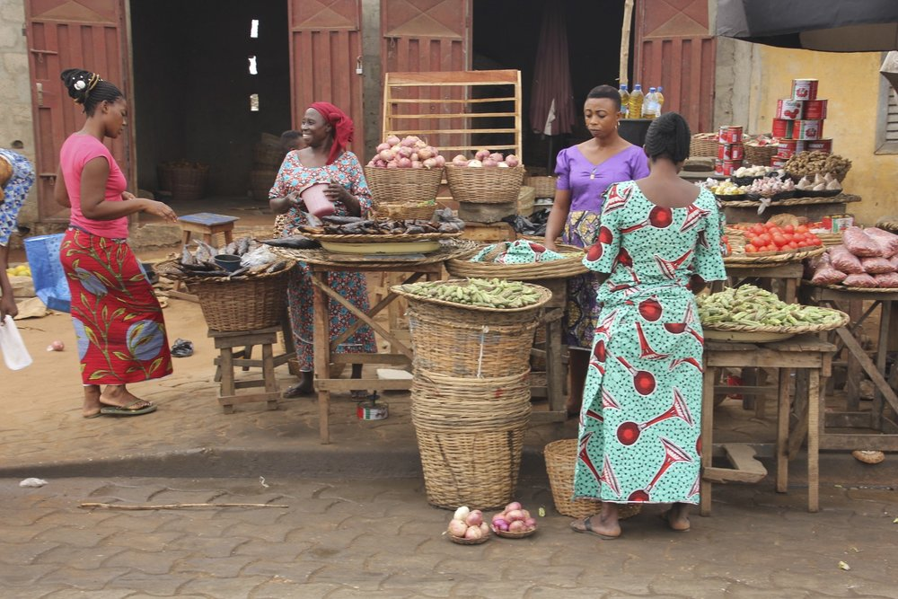 Gamvie, Benin