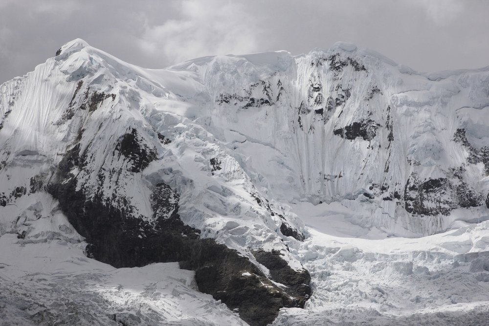 Nevado Huantsan 6,385m