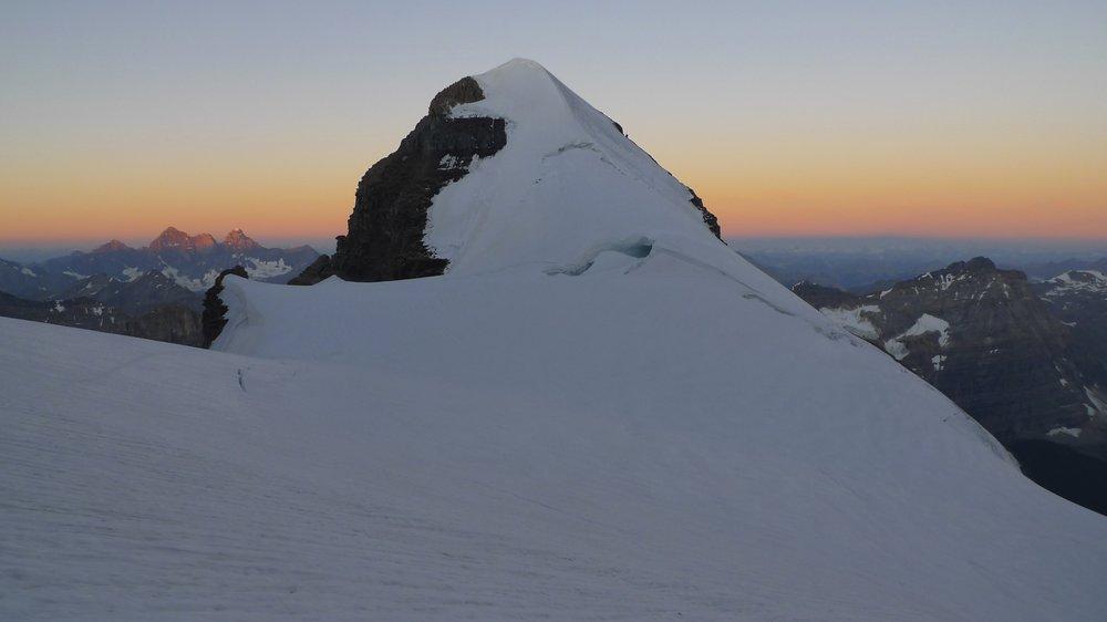 Mt. Huber