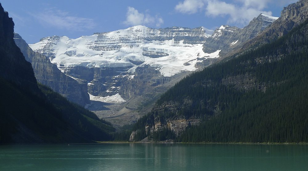 Lake Louise and Mt. Victoria