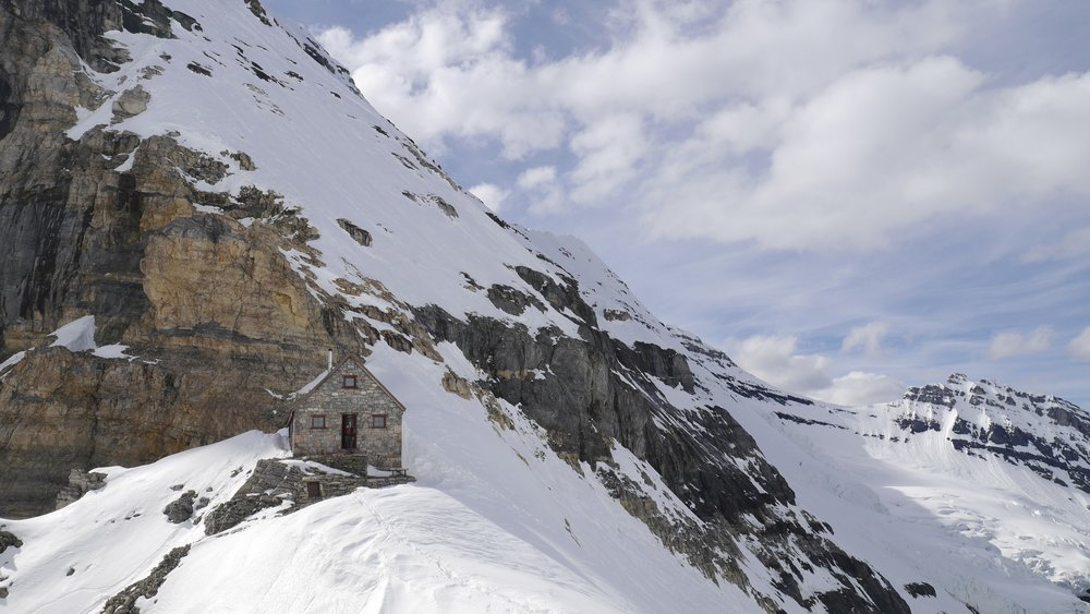 The Abbot Hut - Alpine Club of Canada
