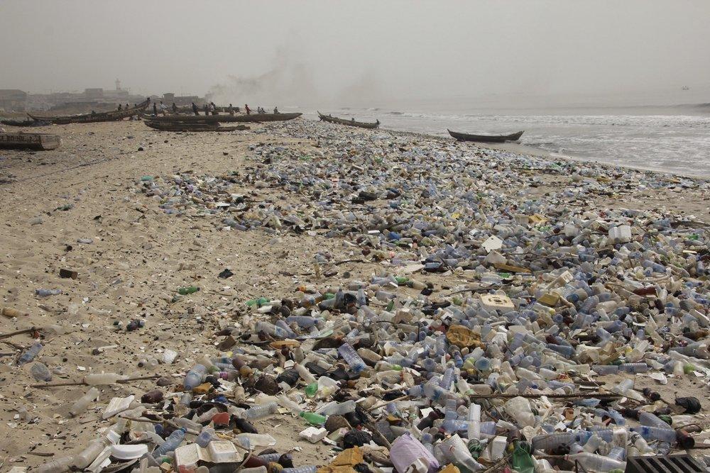 Accra ocean front