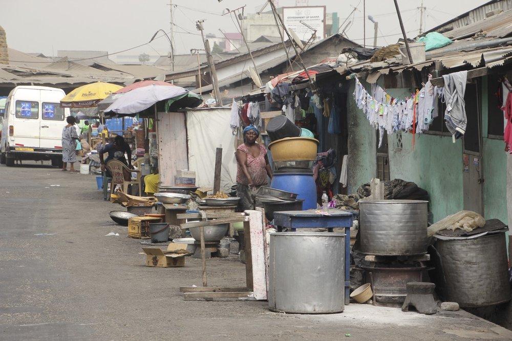 Accra Street