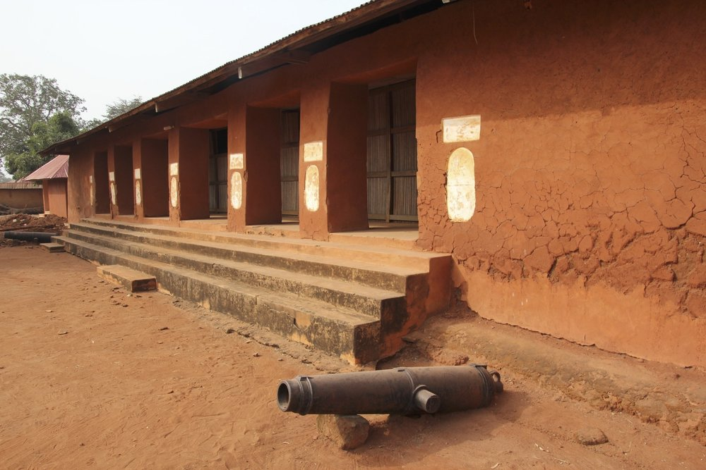 The Royal Palaces of Dahomey, Togo