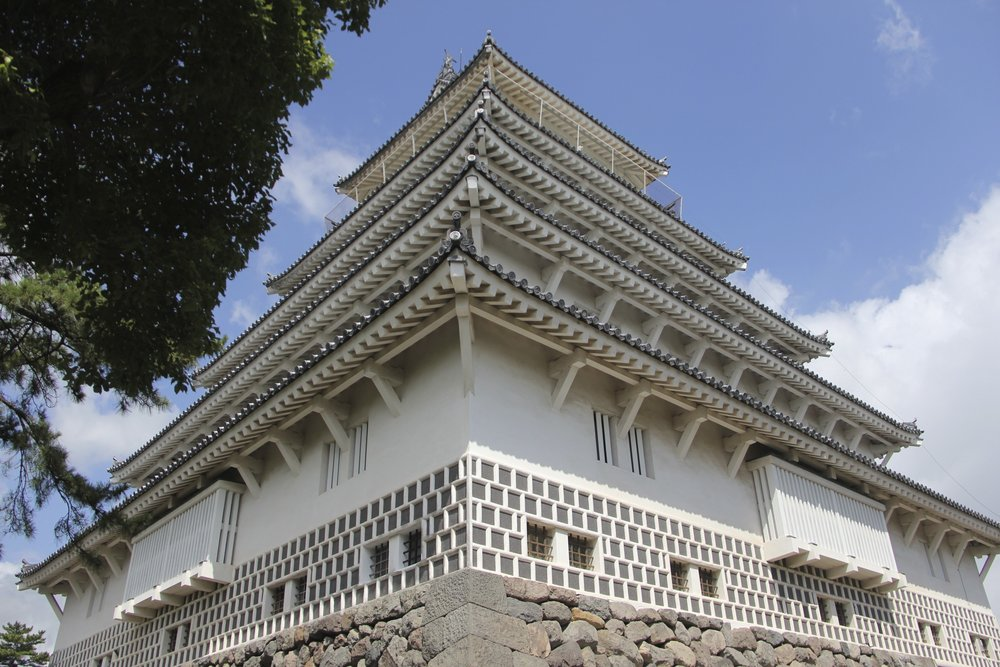 Shimabara Castle
