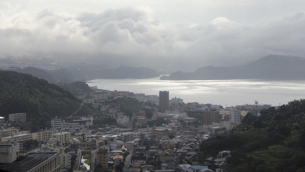 Nagasaki Bay, Japan