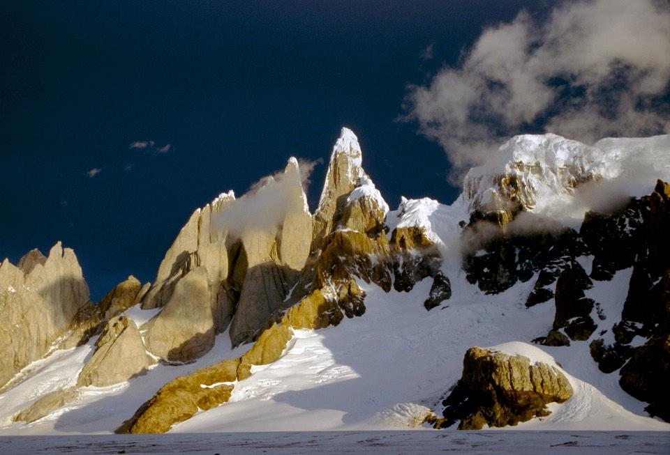 Cerro Torre from Cirque de Los Altares