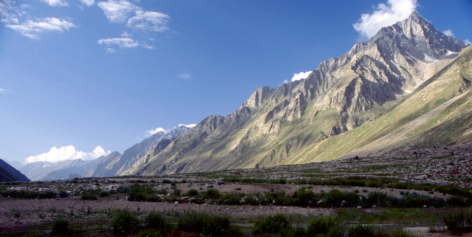 The Himalaya around Darcha