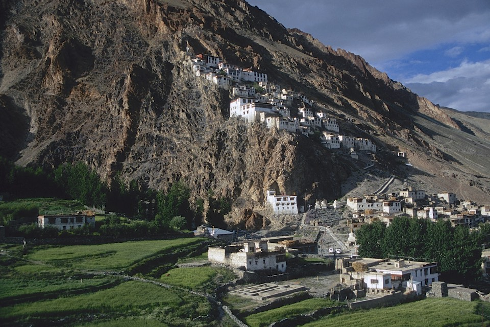Karsha Monastery at 3,662m